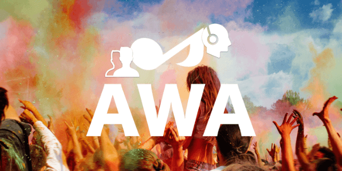 「AWA」は無料プランでも十分に楽しめる音楽配信サービス