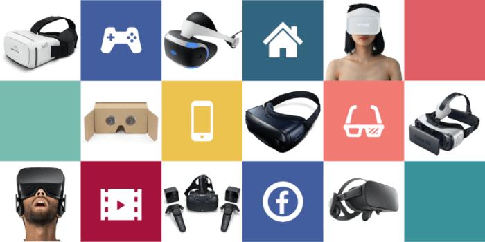 オススメの最新VRゴーグル10製品を紹介&仕組み・技術や選び方も解説