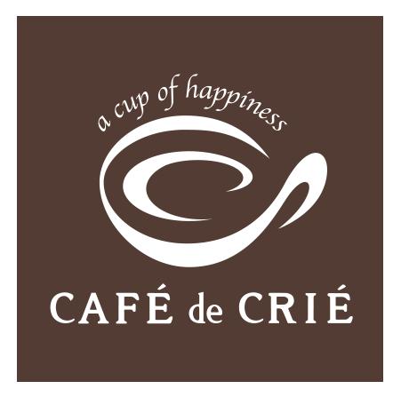 カフェ・ド・クリエのロゴ