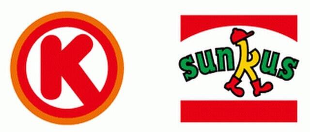 サークルK・サンクスのロゴ