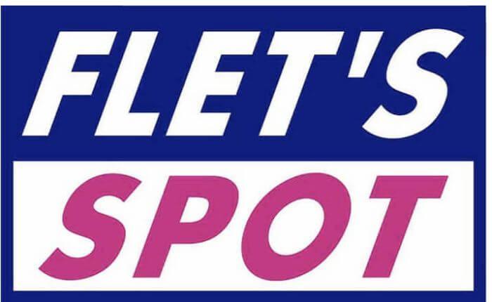 FLET'S SPOTのロゴ