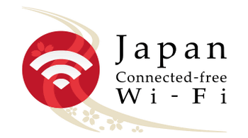 Japan Connected-free Wi-Fiのロゴ