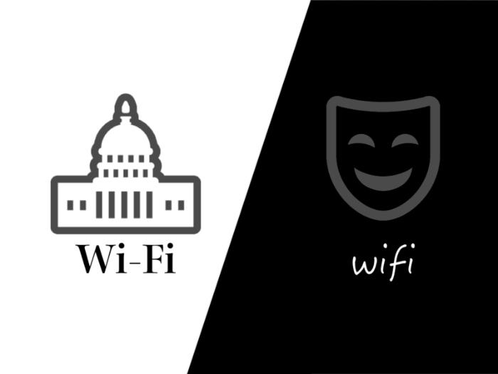 フリーWi-Fiの怖さ