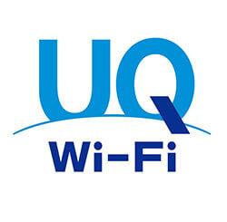UQ Wi-Fiのロゴ