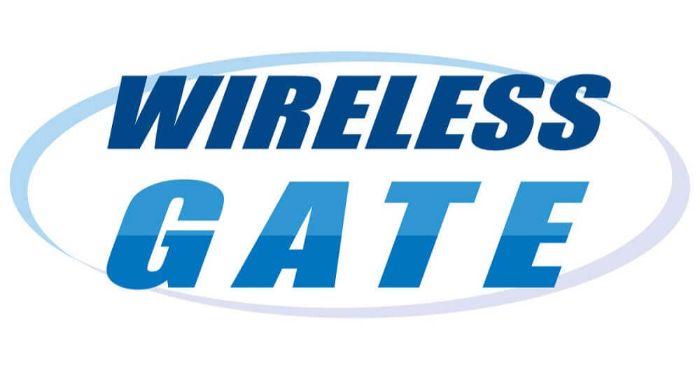 ワイヤレスゲートWi-Fiのロゴ